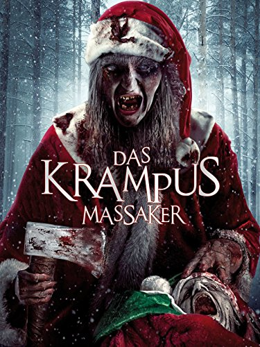 Das Krampus Massaker Cover