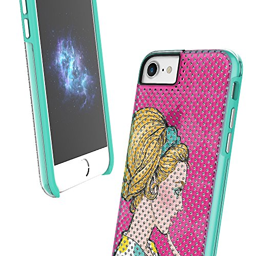 "Apple iPhone 7 & iPhone 6 / 6s 4.7"" Case Prodigee [Muse] Pride Schutz dünn Hülle Stück dünner dünn for iPhone 7 (2016) 4.7"" Cell phone case 2-piece fashionable design Brown"