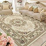 Clothes UK- Klassischer Teppich-Wohnzimmer-Sofa-Couchtisch-Studien-Schlafzimmer-Ausgangs-Wolldecken-Luxuxpalast Teppich (größe : 133X190CM)