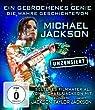 Michael Jackson - Ein gebrochenes Genie/Unzensiert [Blu-ray]