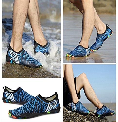 cool nik Modern, Scarpe da immersione donna Blue