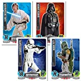 Star Wars TO90443 - Force Attax Movie Card Collection Booster
