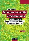 Schémas et circuits électroniques - 1739 schémas, du générateur de signaux aux circuits logiques