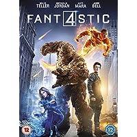 Fantastic Four [DVD] [2015] by Kate Mara