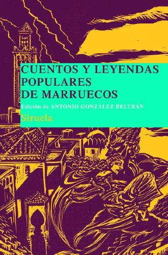 Cuentos y leyendas de Marruecos / Stories and Legends of Morocco Cover Image