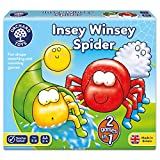 Orchard Toys Imse Wimse Spinne Spiel Insey Winsey Spider