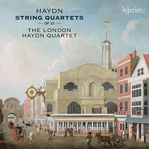 Joseph Haydn: StreichquartetteNr.37-42 (op.33 Nr.1-6)