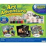 Royal & Langnickel AVS-103 - Kunst Abenteuer Set