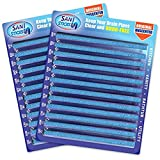 Sani Sticks, come visto su TV Drain Cleaner e Deodorante, Unscented - 24 Pack