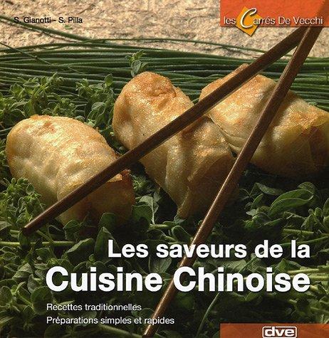 Les saveurs de la cuisine chinoise
