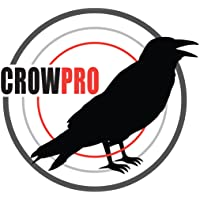 ELECTRONIC Crow Caller - eCaller App for Crow Calls, Crow Sounds & Crow Hunting - BLUETOOTH COMPATIBLE