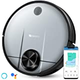 Proscenic M6 PRO WLAN Saugroboter, Saugroboter mit Wischfunktion, Staubsauger Roboter mit Laser-Navigation, Alexa…
