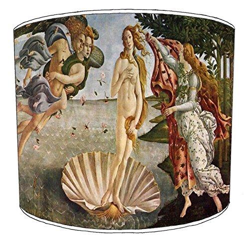8inch tavolo la nascita di Venere Art lampade, 30,5 cm
