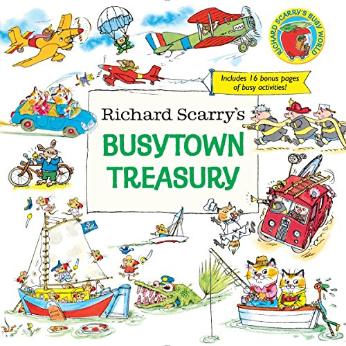 Richard Scarry's Busytown Treasury