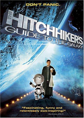 Preisvergleich Produktbild The Hitchhiker's Guide to the Galaxy (Full Screen Edition)