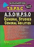 TSPSC ASO / MPSO General Studies & General Abilities [ English Medium ]