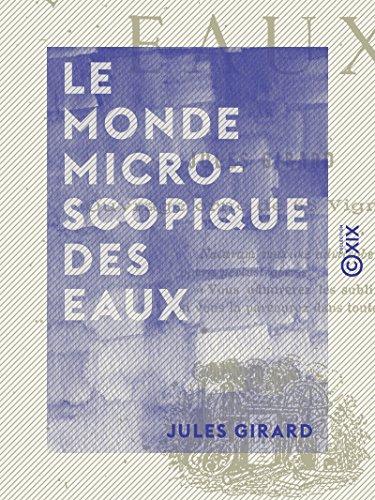 le-monde-microscopique-des-eaux-french-edition