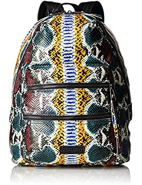 Liebeskind Berlin Damen Sakus7 Snake Rucksackhandtasche, Mehrfarbig (Multi Colored Snake), One Size