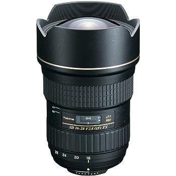Tokina AT-X PRO 16-28mm F2.8 FX Lens - Nikon AF Mount