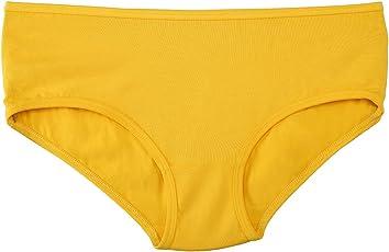 Clovia Women's Cotton Mid Waist Hipster Panty