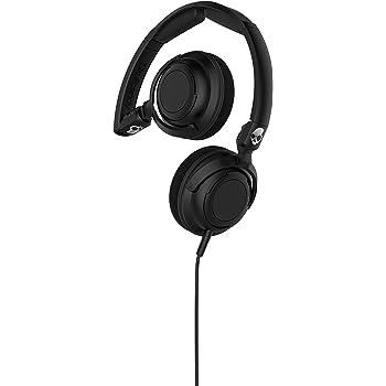 Skullcandy S5LWGY-343 Lowrider On-Ear Headphone with Mic (Black)