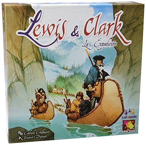 Asmodee - Lewis y Clark (LEW01ES)