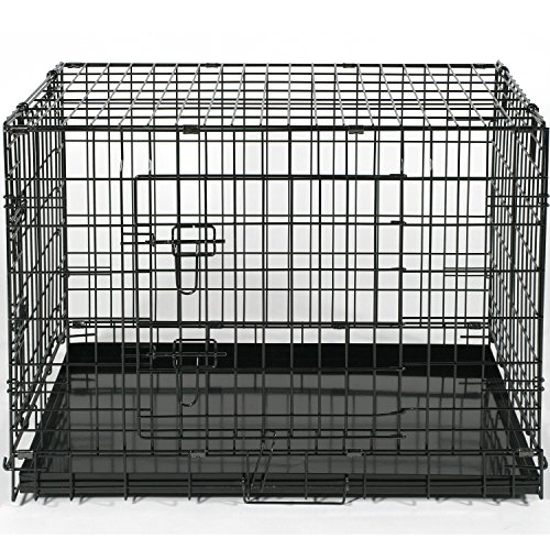 Dog Crate Puppy Cage Small Medium Large Xl Xxl Metal