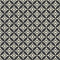 Pellicola adesiva - Concise Art Deco pattern,