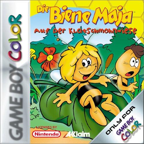 Die Biene Maja 2 - Auf der Klatschmohnwiese (für GameBoy Color)