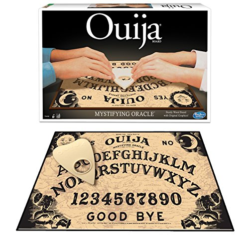 Classic Ouija Board Game by Winning Moves [Toy] (English Manual)