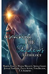 Escaping The Shadows Anthology: Shenanigans'19 @ The West Midlands Book Signing. Paperback
