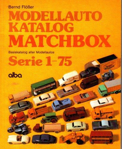 Modellauto-Katalog Matchbox Serie 1-75