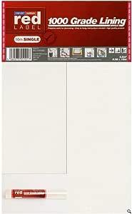 Box 10m 16 Rolls 1200 Grade Erfurt MAV Professional Lining Paper Single