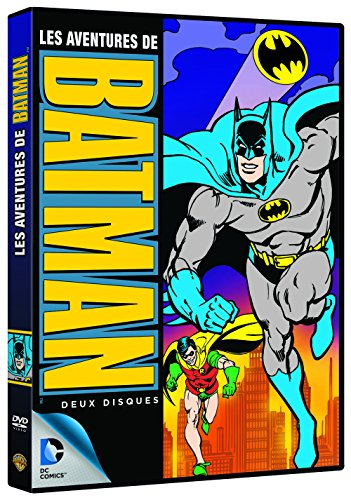 Les Aventures de Batman = Adventures of Batman (The) : Intégrale (L') |