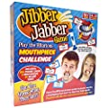 Jibber Jabber Party Game - The Hilarious Mouthpiece Game for Christmas Party Loud Mouth Board Game Challenge - UK Edition Version - Family GamesP