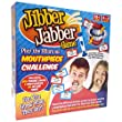 Jibber Jabber Party Game - The Hilarious Funny Entertaining Amusing Mouthpiece Speak Out Game for Loud Board Game Challenge - English UK Edition Version