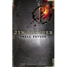 Small Favour: The Dresden Files, Book Ten (Dresden Files 10)