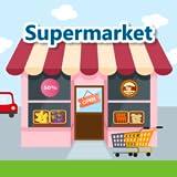 Einkaufen im Supermarkt - Lernen & Spielen