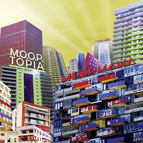 M.O.O.P.topia (LTD. Gatefold / Red and Blue Vinyl / 180 Gramm) [Vinyl LP] [Vinyl LP] [Vinyl LP] [Vinyl LP]
