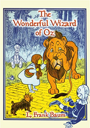 The Wonderful Wizard of Oz - Book 1 in the Books of Oz series ...