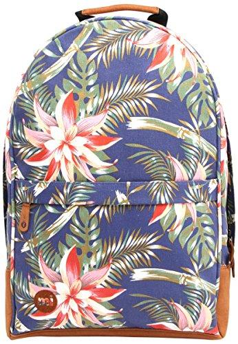 Mi-Pac Maxwell, Mochila Tipo Casual, 46 cm, 20 Litros, Prem Palm Floral