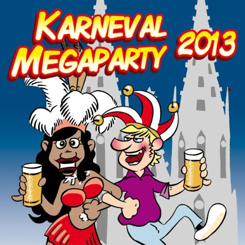 Image of Karneval Megaparty 2013