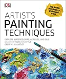 Best Oil Painting Books - Artist's Painting Techniques: Explore Watercolours, Acrylics, and Oils Review