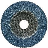 Dewalt DT3268-QZ - Discos de fibra EXTREME 180mm multilijas concavos 125mm grano 120