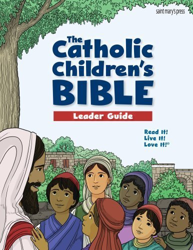 by Dailey, Joanna The Catholic Children's Bible Leader Guide (2013) Spiral-bound