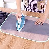 Almohadilla de planchado, protección resistente al calor, malla para planchar ropa, aislamiento, alfombrilla protectora para la ropa, accesorios para el hogar, 2 paquetes