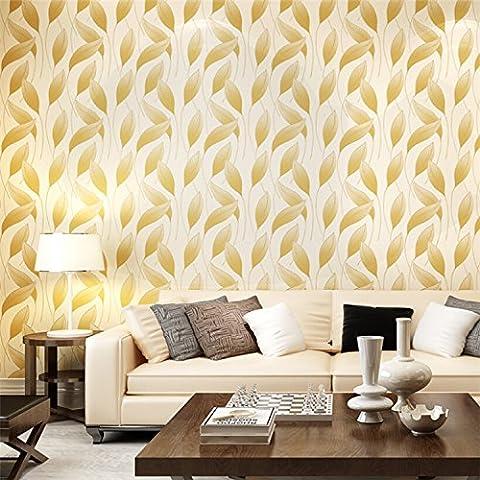 BTJC No tejido espuma hoja 3D cabecera sofá fondos TV porche wallpapers fondos pared del cilindro ,