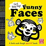 Funny Faces: A look and laugh mirror board book (First Baby Days)