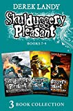 Skulduggery Pleasant: Books 7 - 9