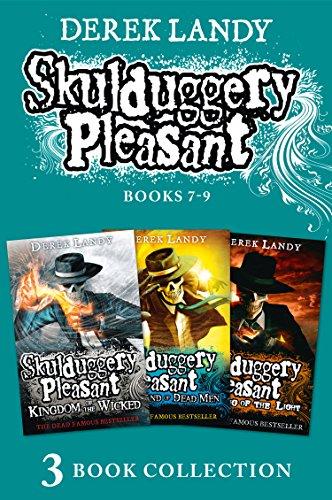 Skulduggery Pleasant: Books 7 - 9 (English Edition)